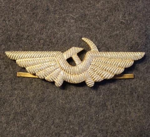 CCCP Aeroflot / Civil aviation, insignia.