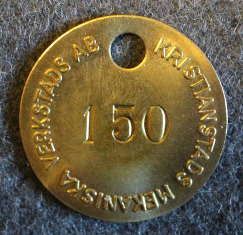 Kristianstads Mekaniska verkstads Ab. Konepaja