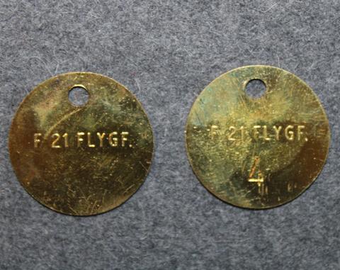 Kungliga Norrbottens Flygflottilj, Swedish Air force wing. F21 Luleå
