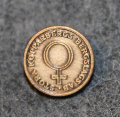 Stora Kopparbergs Bergslags AB, <1984, 11mm