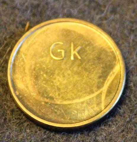 Stockholms Stads Gatukontor, Gk, 17mm