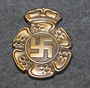 Finnish Air Force WW1 type emblem