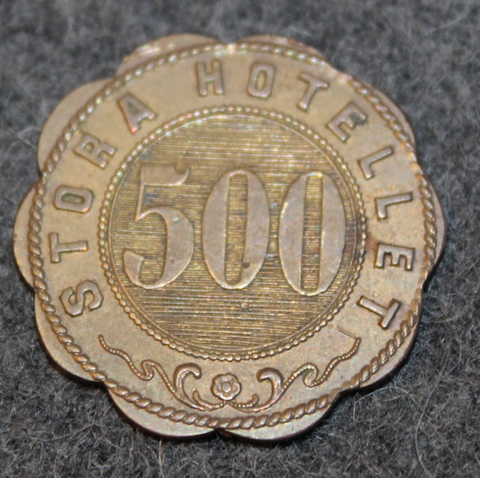 Stora Hotellet 500