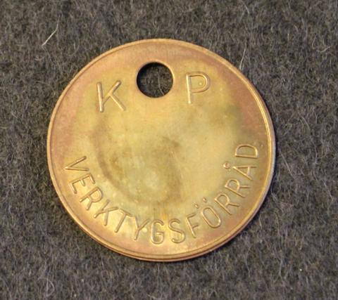 Stora Kopparbergs Bergslags AB, KP Verktygsförråd
