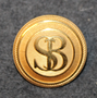Skandinaviska Banken, SB. Bank, 23mm gilt