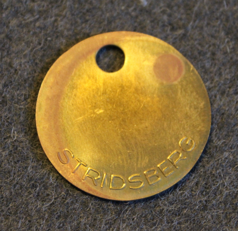 Stridsberg & Biörck. Työkalutehdas.