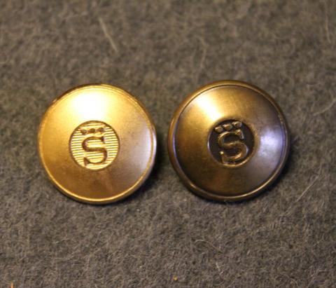 AB Sporrong. Nappien ja mitalien valmistaja. 22mm