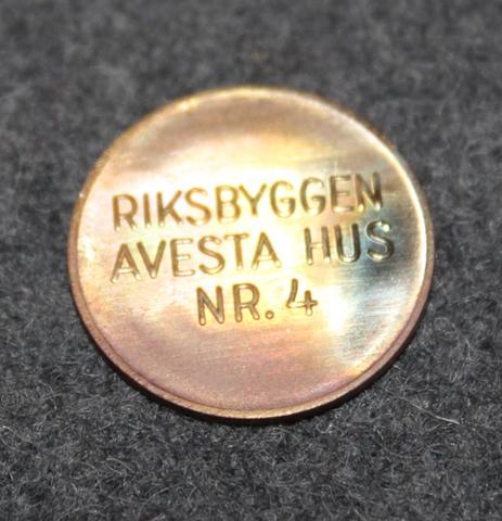 Riksbyggen Avesta Hus no: 4