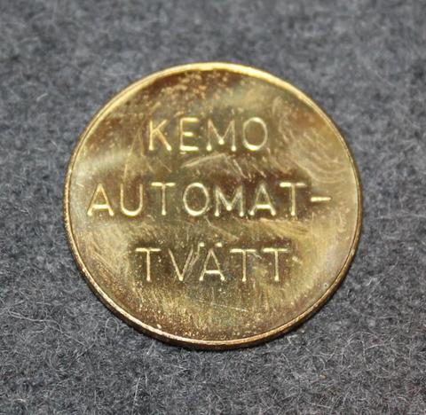 Kemo Automat-tvätt. Stockholm. Pesula
