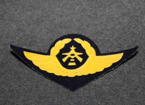 Aeroflot / CCCP Civil aviation sleeve patch.