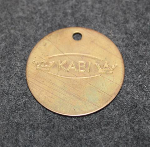 AB Kabi, lääketeollisuusyhtiö, < 1972
