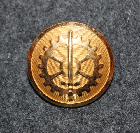 Försvarets Fabriksstyrelse, Swedish military / defence industry. 25mm gilt