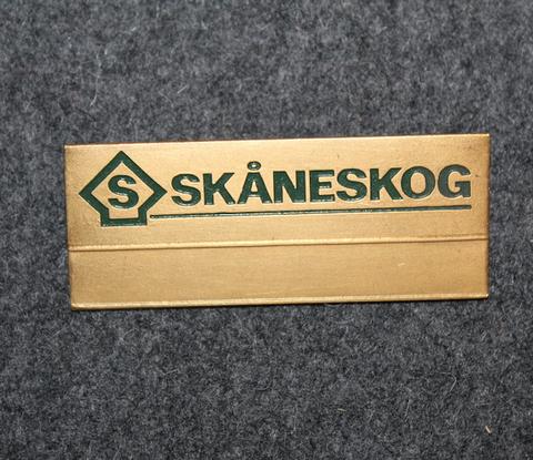 Skåneskog. Metsäyhtiö