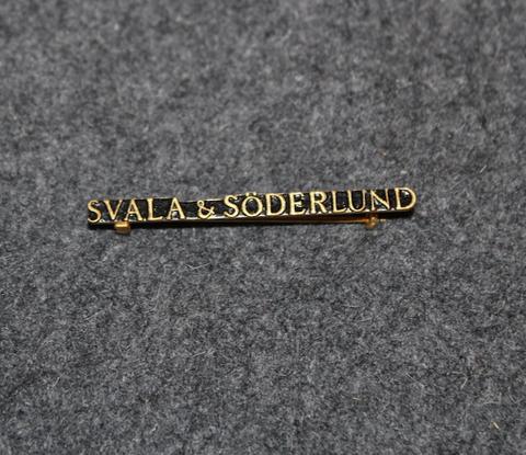 Svala & Söderlund, äänilevy / musiikkiliike. VIIMEINEN
