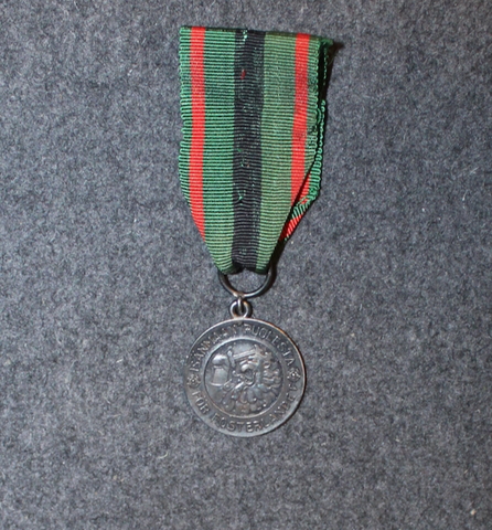 Medal for Merit of the Finnish Cross of Liberty, 1st Class, 1941, silver.