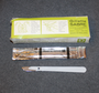Vintage Gillette Sabre, Disposable scalpels, sterilized.