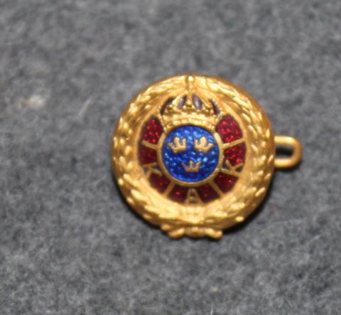Kungliga Automobilklubben (KAK), Ruotsin kuninkaallinen autoklubi.25v merkki