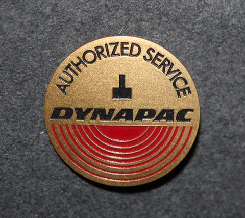 Dynapac Authorized service