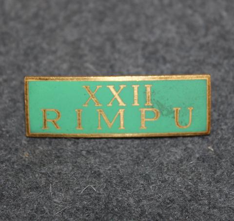 XXII Rimpu, AB Turitz, Göteborg, Retail store chain