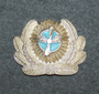 Soviet cap badge, aviation. Stamped.