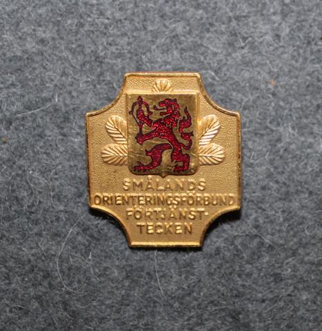 Smålands Orienteringsförbund. Suunnistusseura
