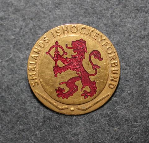 Smålands Ishockeyförbund. Jääkiekkoliitto