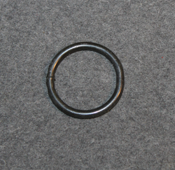 O-Ring, welded, Finnish army model.