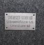 Svenskt Tenn AB, Strandvägen 5 A, Stockholm.
