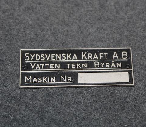 Sydsvenska Kraft AB