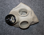 Finnish M/39 gasmask, WW2 era. In box.