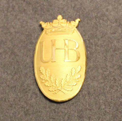 Uddeholms Aktiebolag, Vanha logo. Iso lätkä