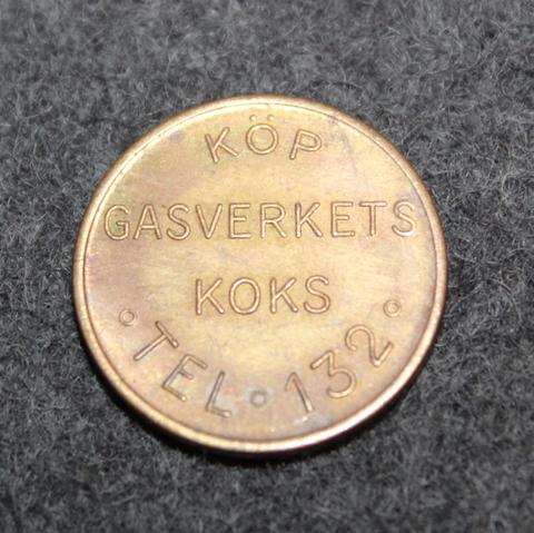 Norrköpings Spårvägar, Köp Gasverkets koks, raitiotiet, matkalippurahake