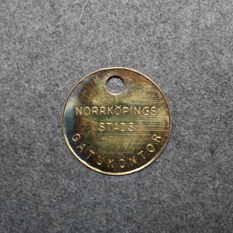 Norrköpings Stads Gatukontor. Parkkiraha