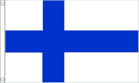 National flag: Finland 240x150cm, large size