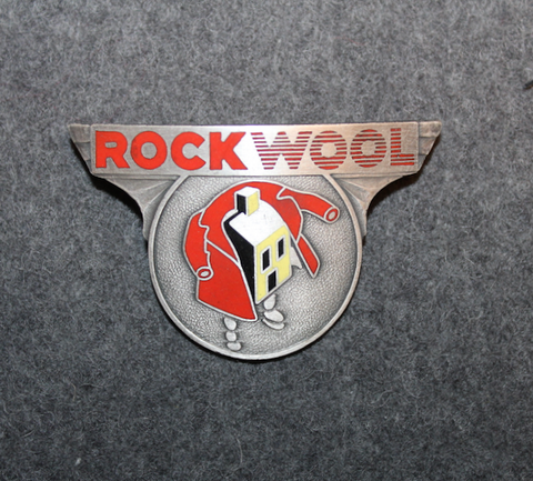Rockwool, cap badge