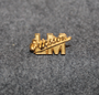 LM Ericsson, small badge, 14x7mm