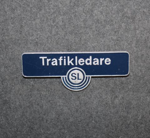 Ab Storstockholms Lokaltrafik, Trafikledare. Traffic leader. LAST IN STOCK