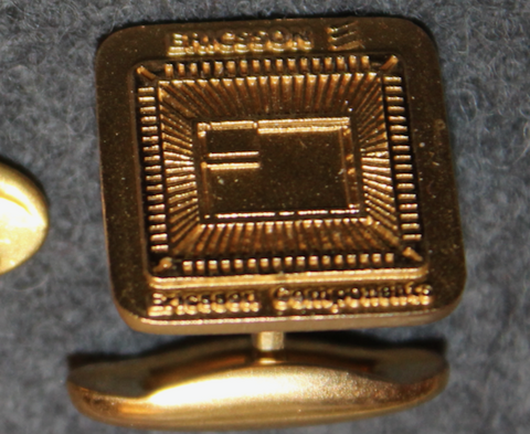 Ericsson Components. Cuff link