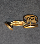 Walleniusrederierna, shipping company. Cuff link. LAST REMAINING STOCK