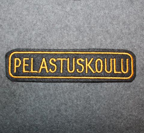 Pelastuskoulu, Helsinki.
