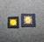 Rank insignia Finnish Firebrigades, small / large pair.