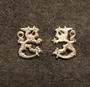 Prikaatinkenraalin arvomerkki, SA, hopeinen, Pari.