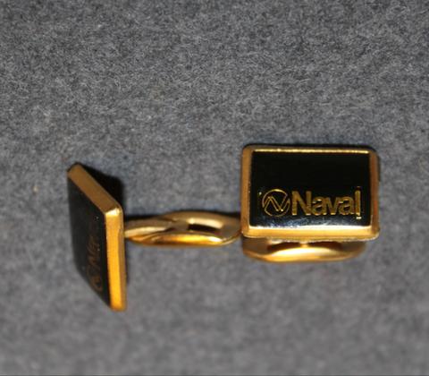 Naval Electronics Ab. Kalvosinnappi