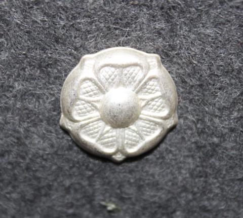 Finnish rank insignia, 15mm, silver color