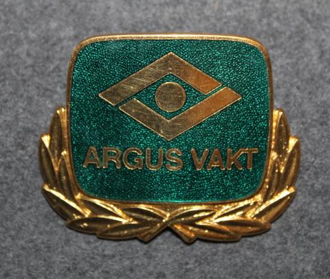 Argus Vakt, security.