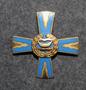 Finnish army Siikajoki cross, regimental badge.