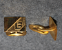 LB-Hus, housing industry Cuff link.