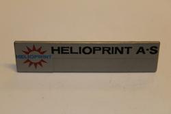 Helioprint Name tag