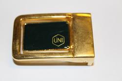 UNI belt buckle