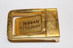 Nissan Originaldeler belt buckle